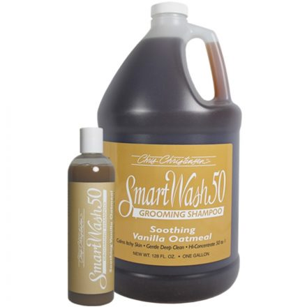 Chris Christensen SmartWash50 Sampon Vanilla Oatmeal 3,79l