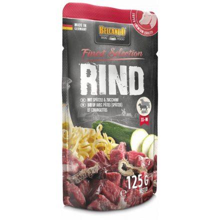 Belcando 125 gr marhahús nokedlivel és cukkínivel