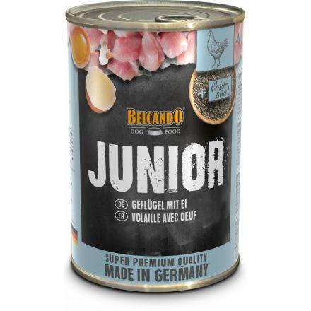 Belcando 400 gr Junior baromfihús tojással