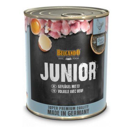 Belcando 800 gr Junior baromfihús tojással