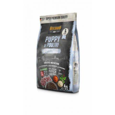 Belcando Puppy GF Baromfival 4 kg - friss hússal