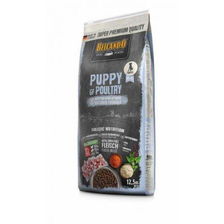 Belcando Puppy GF Baromfival 12,5 kg - friss hússal