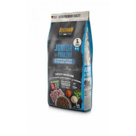 Belcando Junior GF Baromfival 1 kg (gabona nélkül) - friss hússal