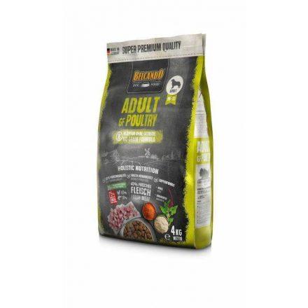 Belcando Adult GF Baromfival 4 kg (gabona nélkül) - friss hússal