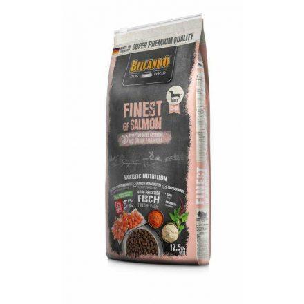 Belcando Finest GF Lazac 12,5 kg (csak egyfajta állati fehérje)