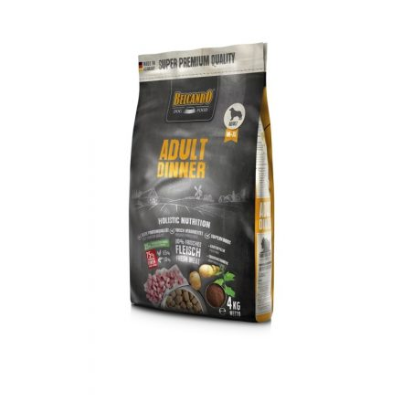 Belcando Adult Dinner 4 kg - friss hússal
