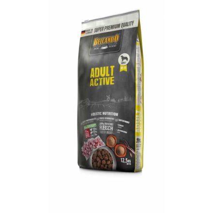 Belcando Adult Active 12,5 kg - friss hússal