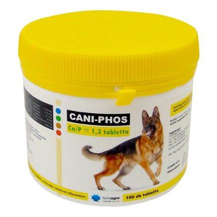 Cani-Phos CA/P 1,3 tabletta 100db