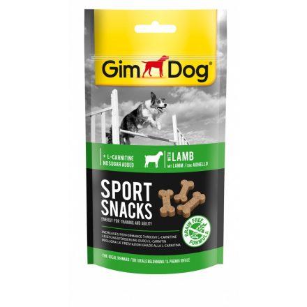 GimDog SportSnacks Bárányos 60g