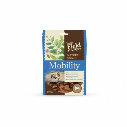 Sam's Field Natural Snack Mobility 200g